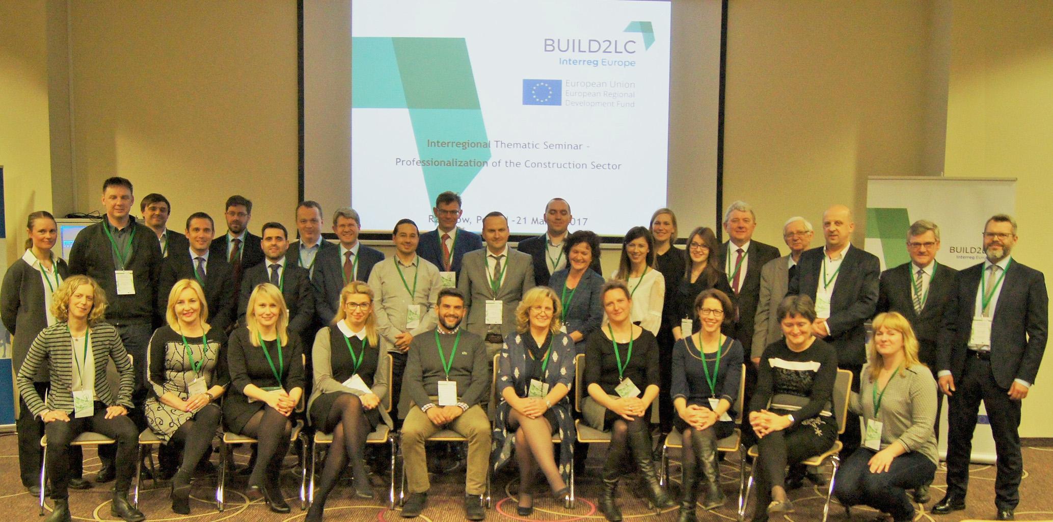 CLANER lleva a Europa el modelo andaluz de construcción energética sostenible