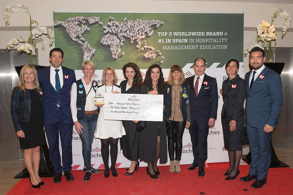 Les Roches Marbella, segunda mejor escuela de formación hotelera del mundo según el grado de empleabilidad de sus alumnos