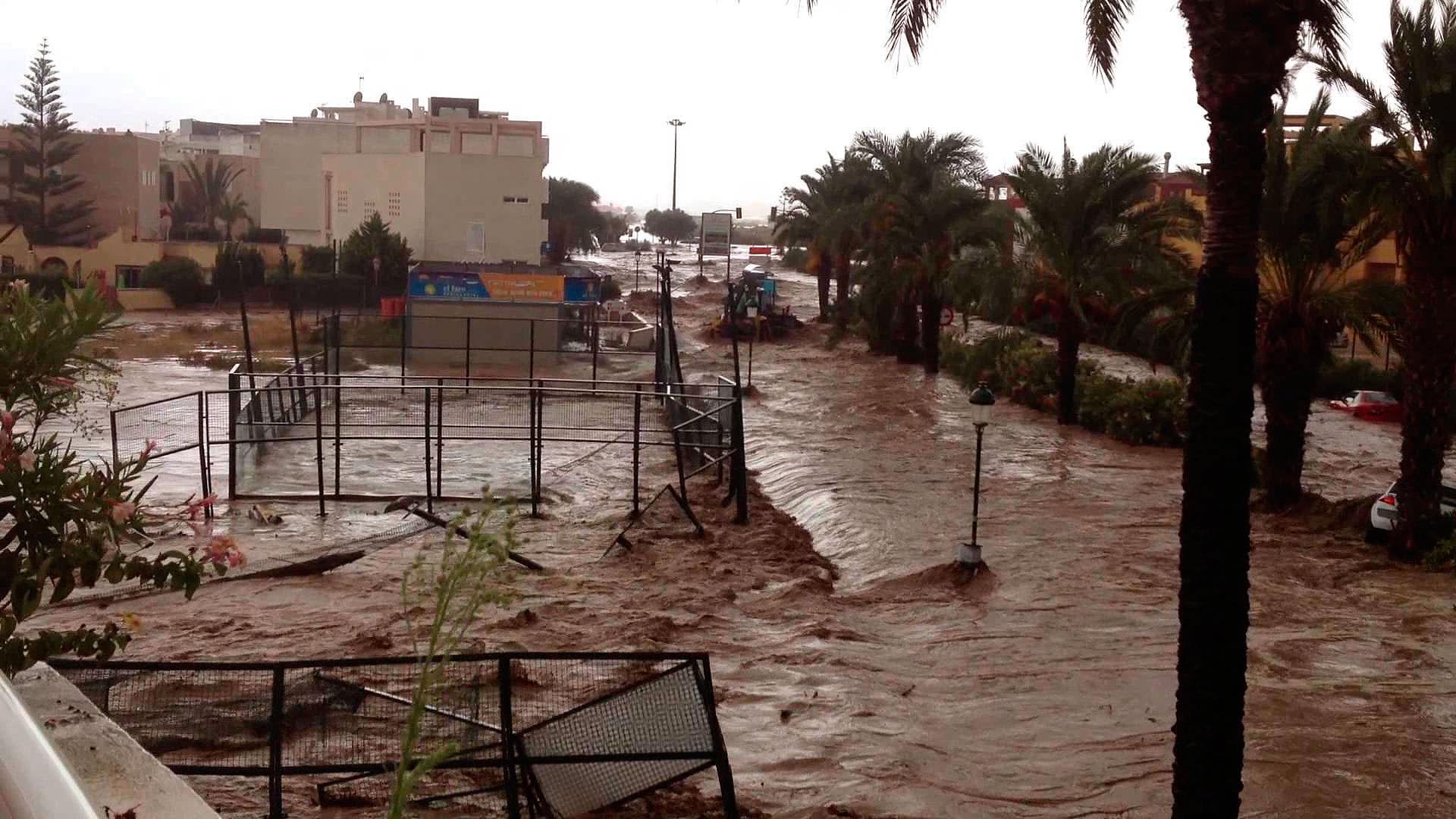Científicos evidencian la aparición de importantes trastornos mentales tras una inundación grave