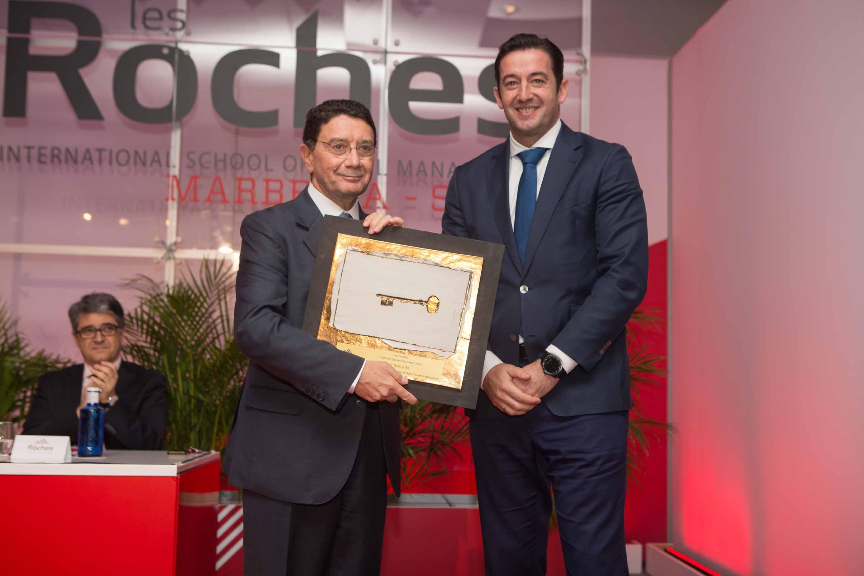 Les Roches Marbella se incorpora a la OMT como miembro afiliado