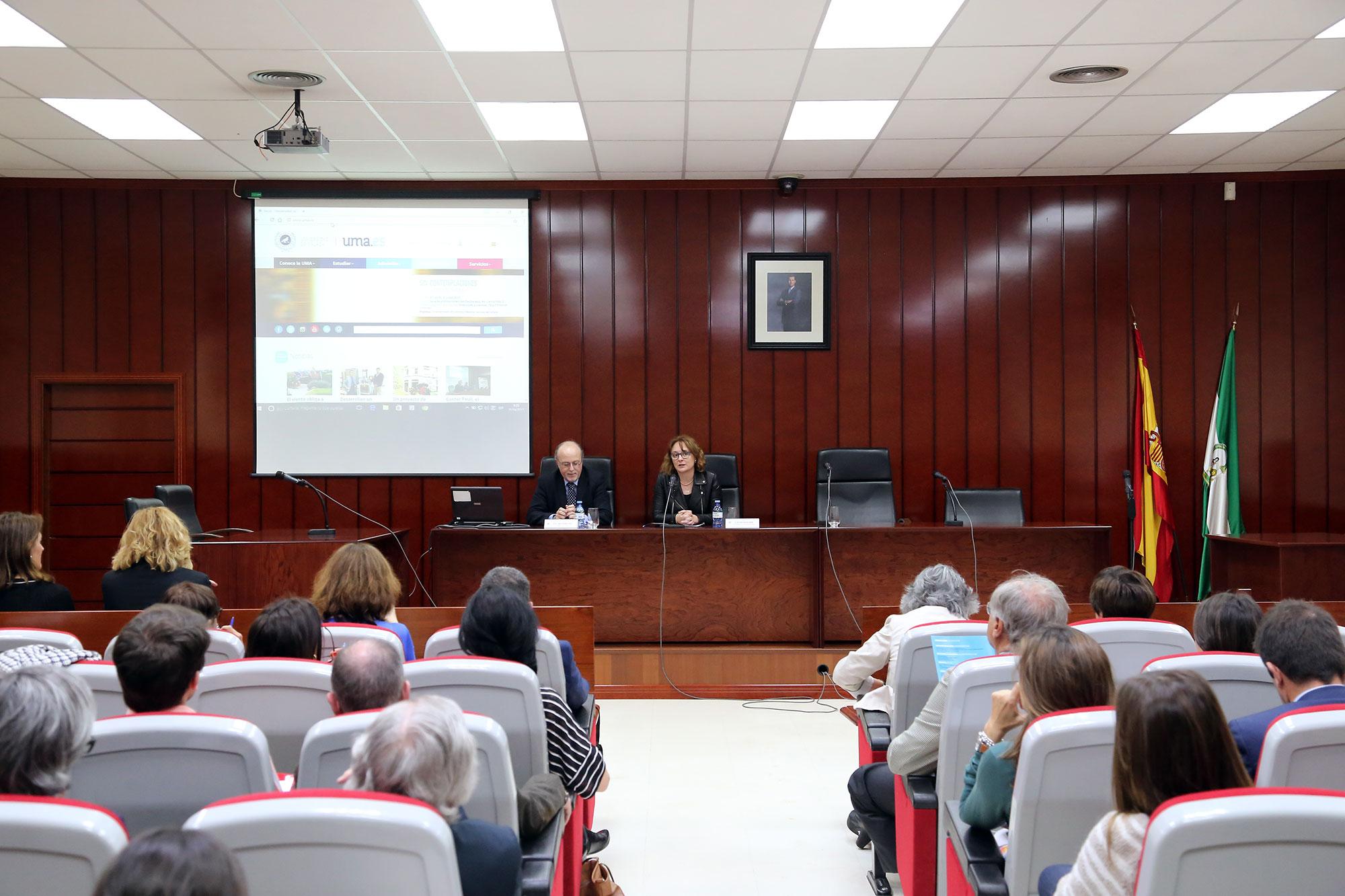 """La Facultad de Derecho acoge el congreso internacional """"La UE y la protección de los derechos fundamentales"""""""
