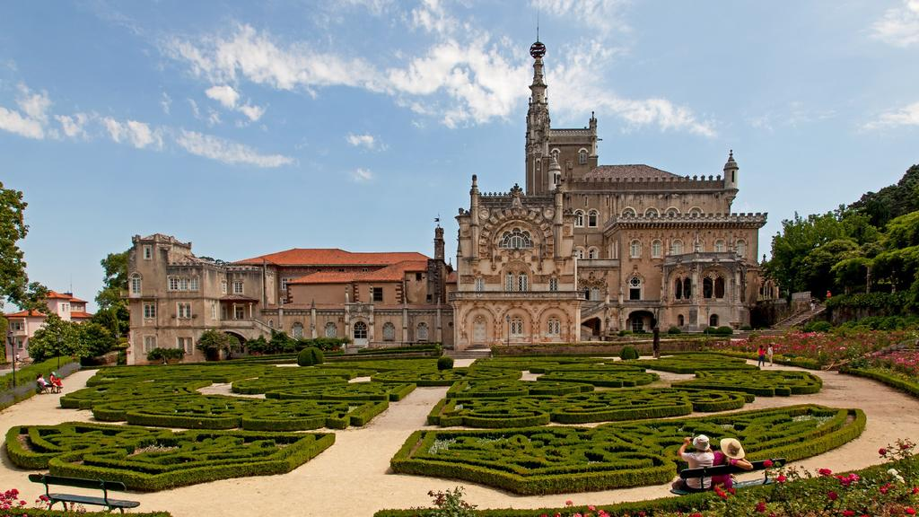 El Cultural – El bosque, el Palace Hotel de Bussaco y su restaurante