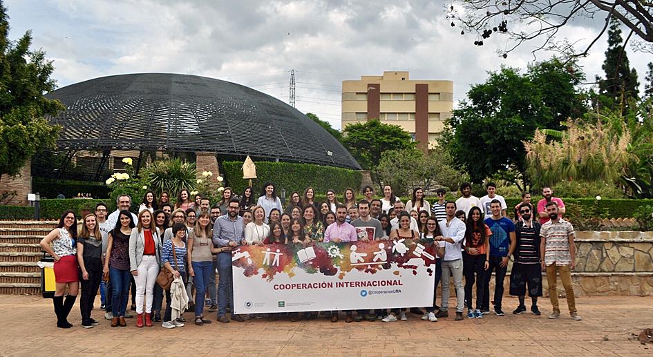 Más de 100 estudiantes y profesores de la UMA participarán en 13 proyectos de cooperación en Latinoamérica