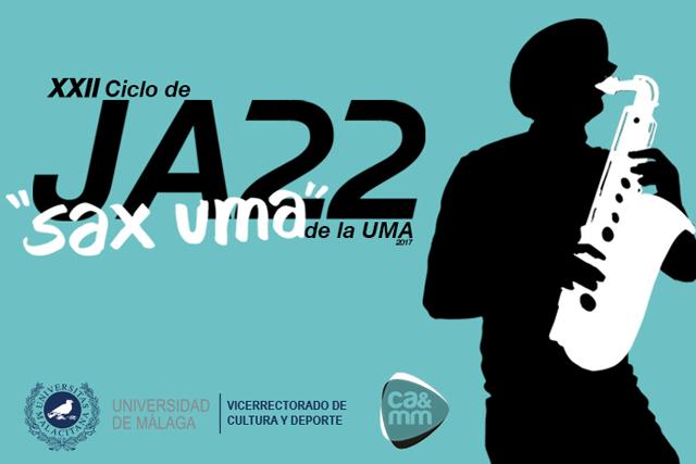 Comienza la 22 edición del Ciclo de Jazz de la UMA con el lema Sax UMA
