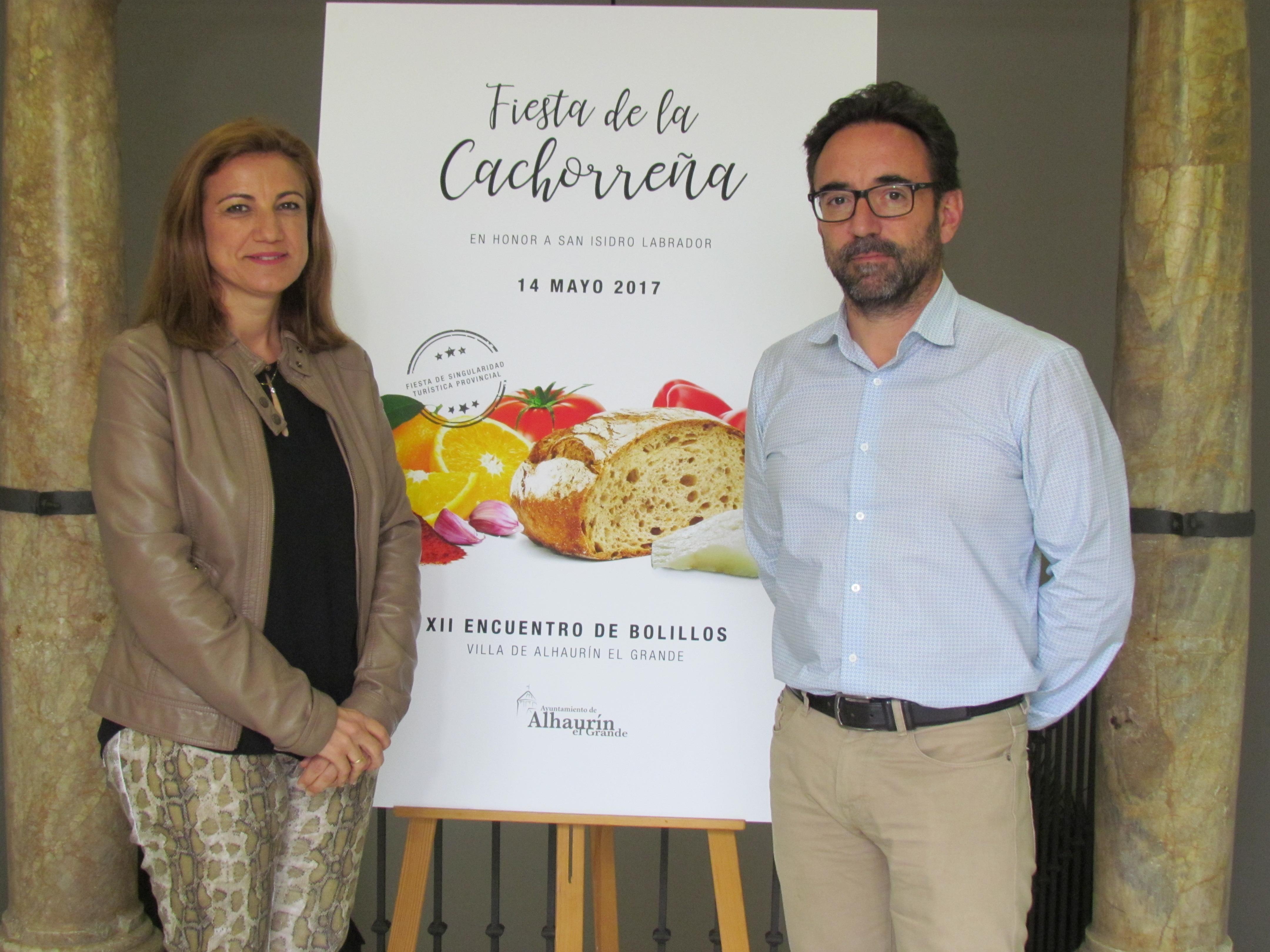 Alhaurín el Grande – El próximo domingo 14 de mayo tendrá lugar la Fiesta de la Cachorreña en honor a San Isidro