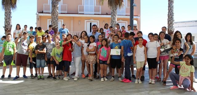 Alhaurín el Grande celebra el Día Mundial del Medio Ambiente con los más jóvenes.