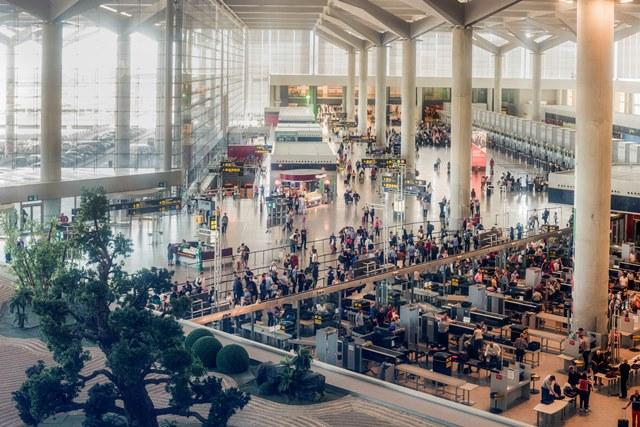 El Aeropuerto de Málaga-Costa del Sol registra en mayo más de 1,8 millones de viajeros