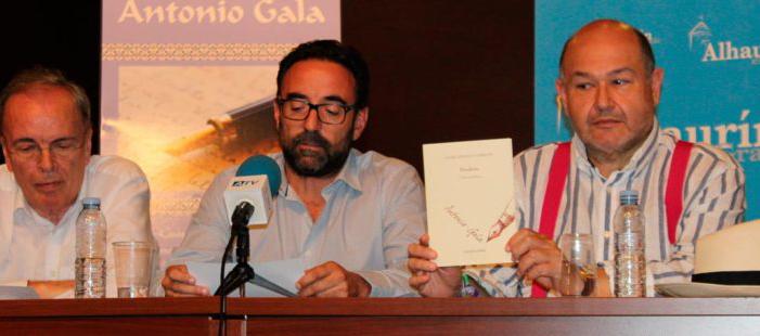 """""""El fulgor de los mudos y otros itinerarios"""", poemario ganador del XI Premio de Poesía """"Antonio Gala"""""""
