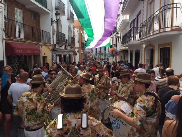 Rotundo éxito de la Feria de Mayo de Alhaurín el Grande y de sus novedades