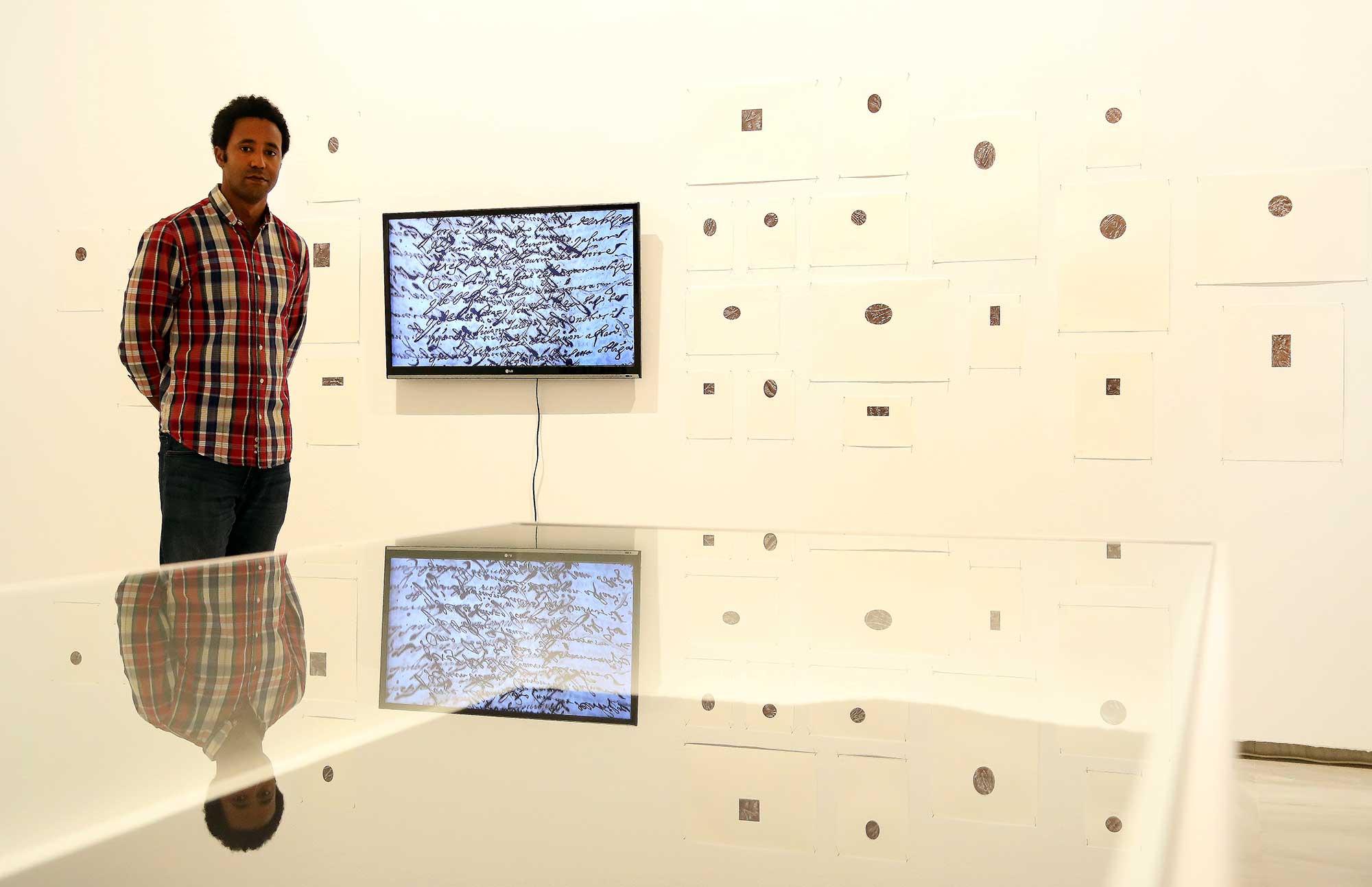"""""""9 Fugas"""", una exposición sobre los caminos artísticos de nueve alumnos de Bellas Artes"""
