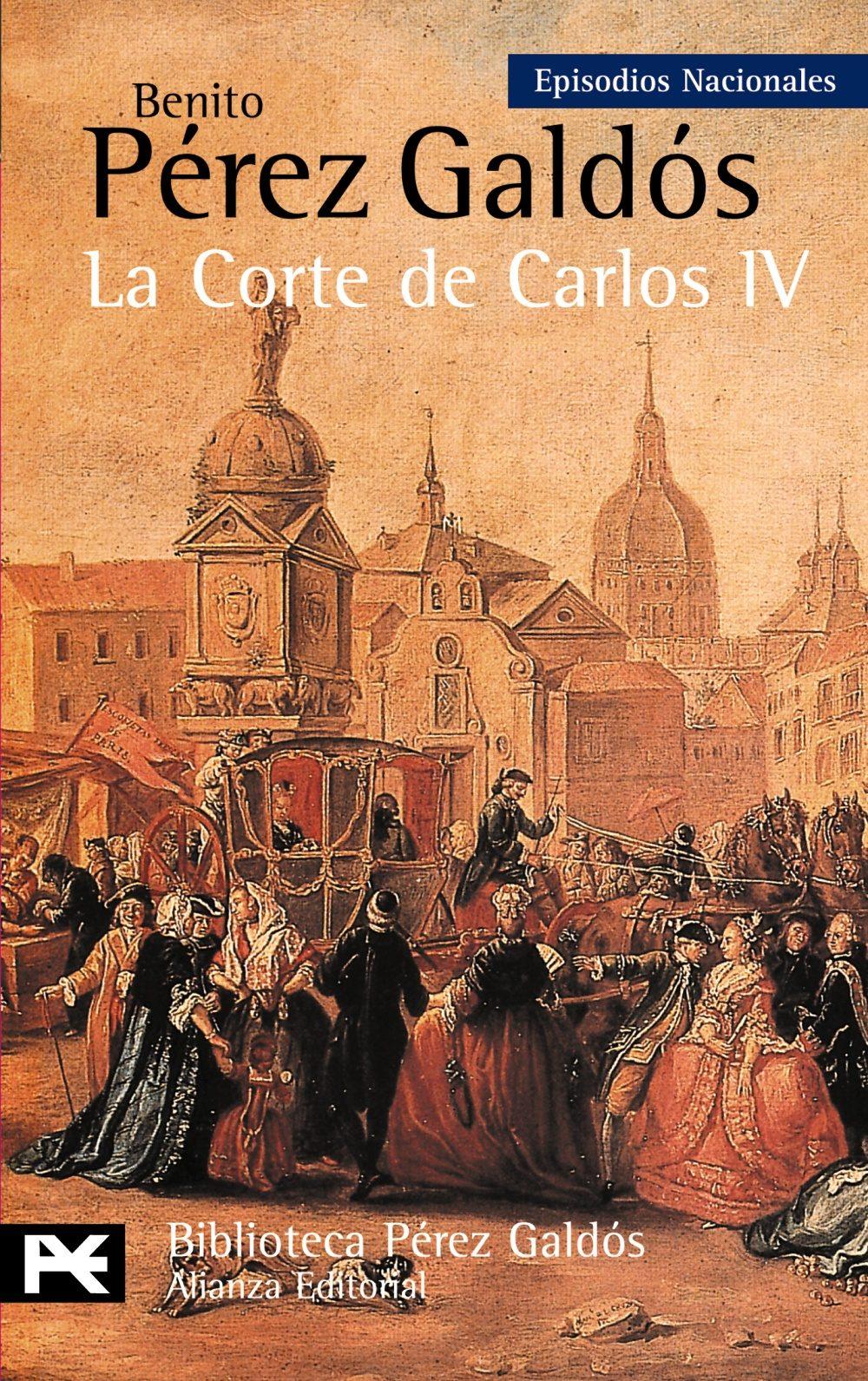 El Cultural – La Corte de Carlos IV