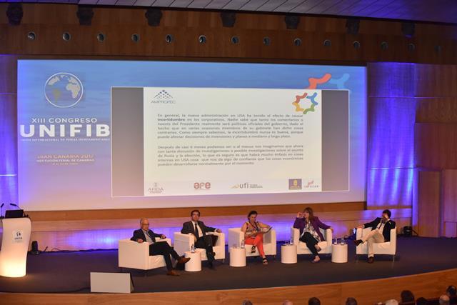 El Congreso Unifib analiza la situación internacional y valora el estado de las ferias en España y Iberoamérica