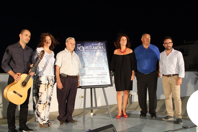 Se presenta el cartel de la XXXV Noche Flamenca Villa de Alhaurín el Grande.