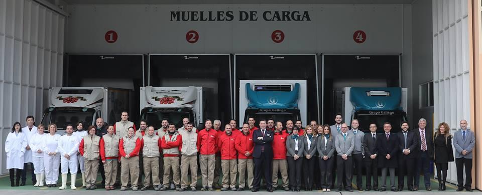 Grupo Gallego se consolida en Málaga y prevé aumentar su facturación este año un 15 por ciento