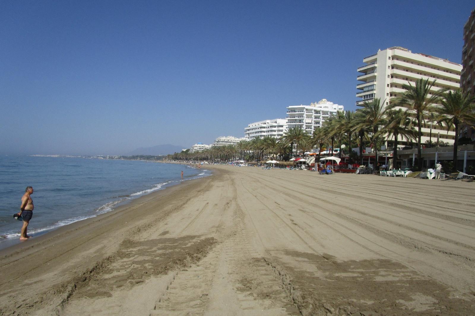Las playas de Málaga ya están preparadas