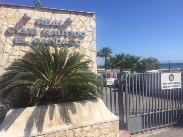 La Junta de Andalucía no quiere la ampliación del puerto deportivo El Candado