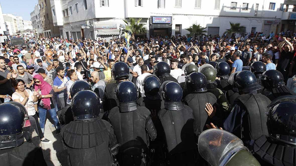 """""""Nos han dejado marginados del resto de Marruecos y de su desarrollo"""""""