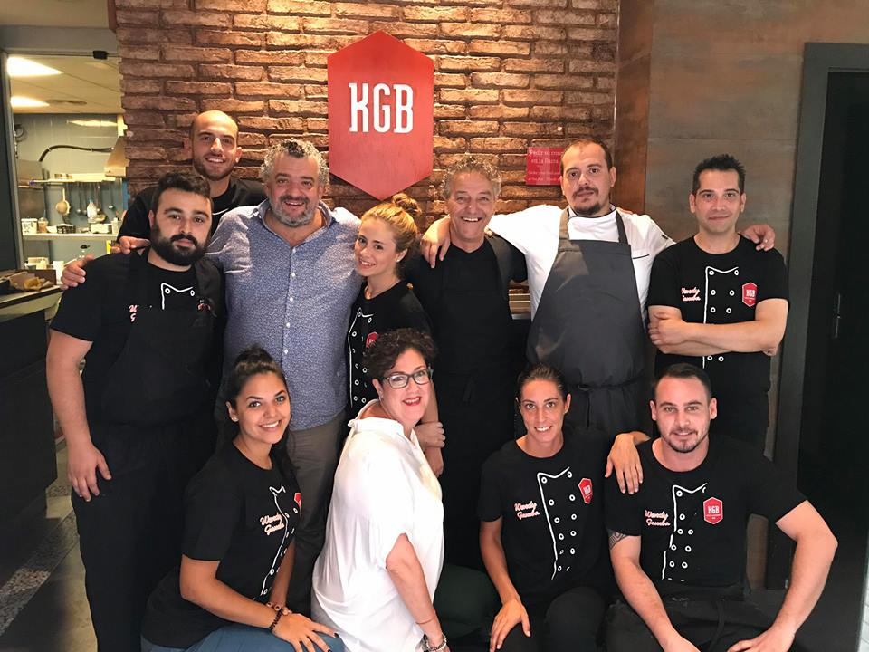 """""""El Chef Invitado"""" de KGB hace que este gastrobar se convierta en un referente del sector en Málaga"""