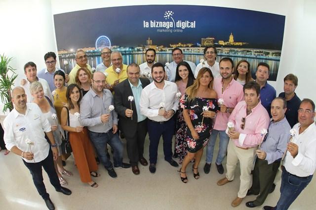 La Biznaga Digital da el salto en su primer año al sector internacional de la mano de Solbyte