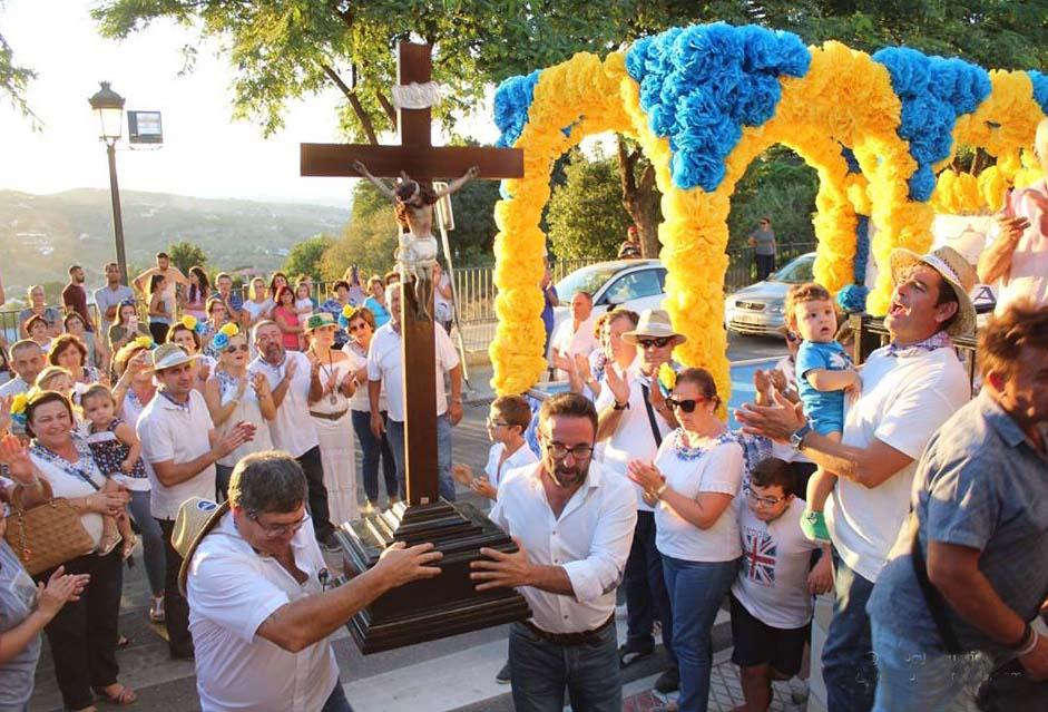 La Romería de Alhaurín el Grande brinda una jornada festiva marcada por la devoción, la alegría y el ambiente familiar