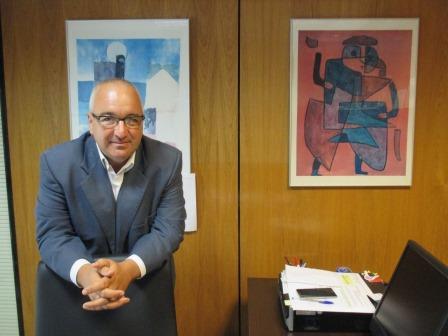 """""""En nuestra provincia se dan unas condiciones muy positivas para el emprendimiento""""."""