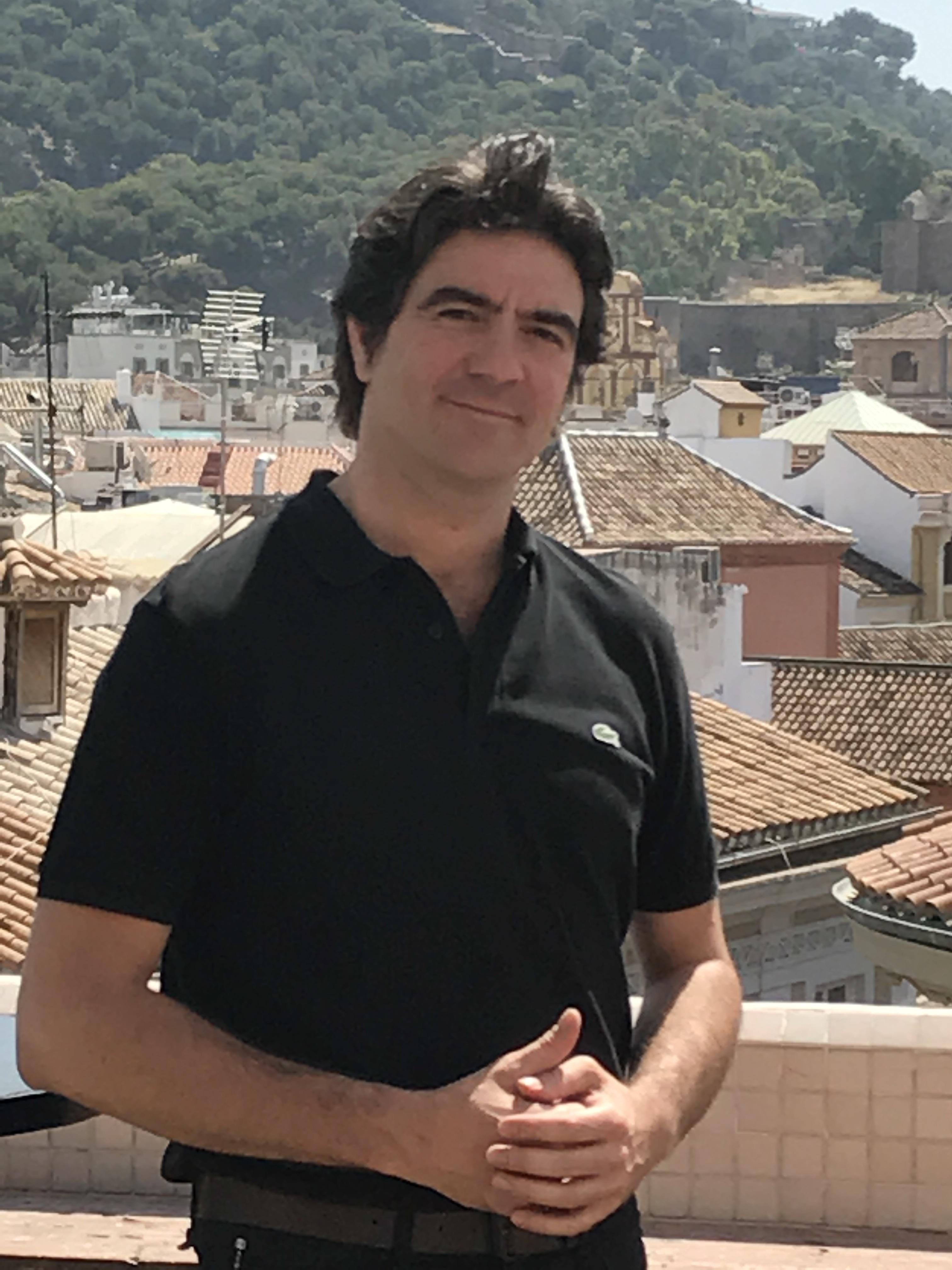 """""""El turismo en Málaga va como un cañón"""". Borja Barrio, director de Room Mate Larios"""