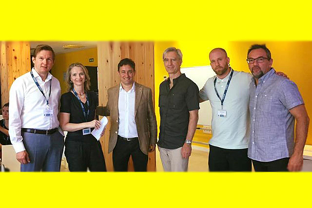 Segunda edición de la Escuela de Verano de Arte Digital, una iniciativa de las universidades de Málaga y de Berkeley