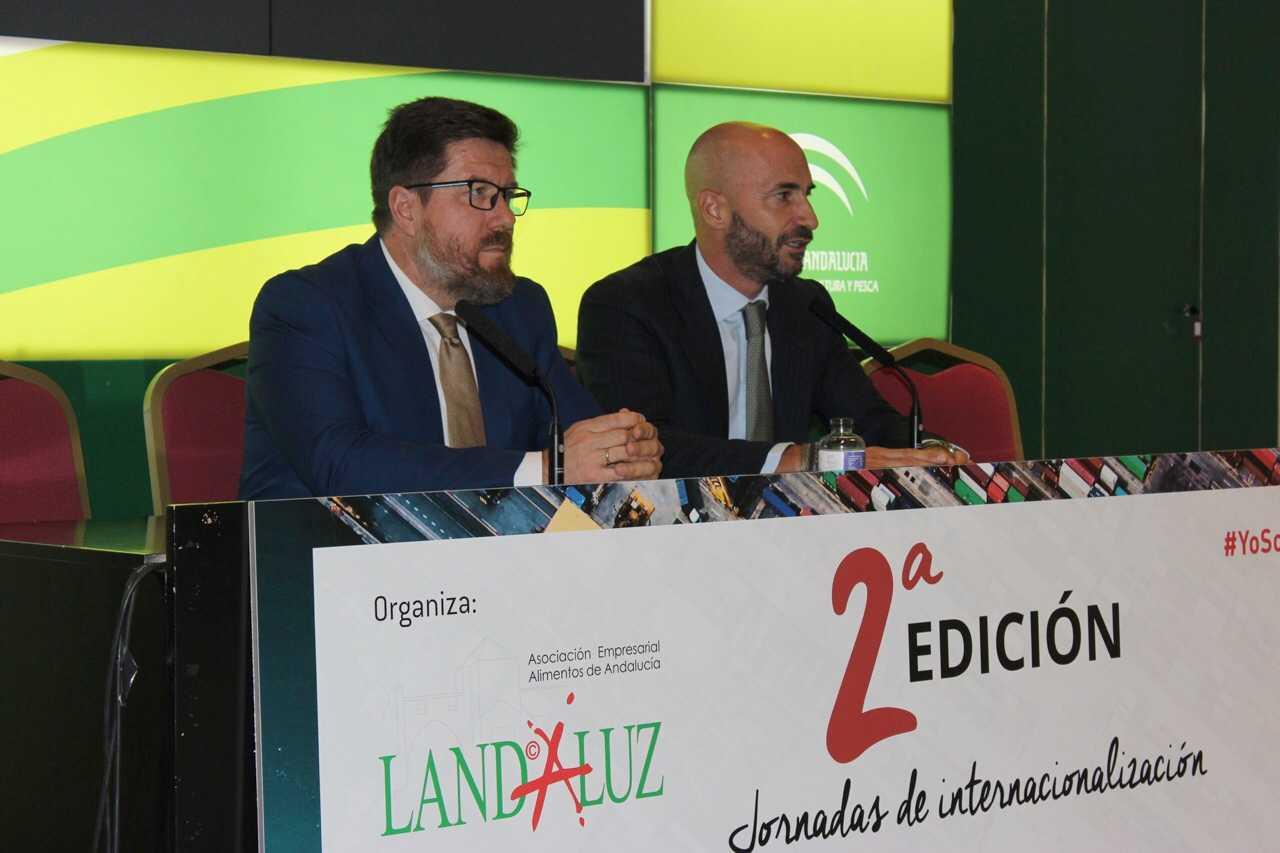 La Junta promocionará los productos agroalimentarios y pesqueros andaluces entre los turistas internacionales