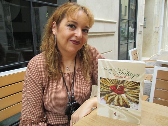 """Entrevista con Ana Abellán, del blog """"Me sabe a Málaga"""""""
