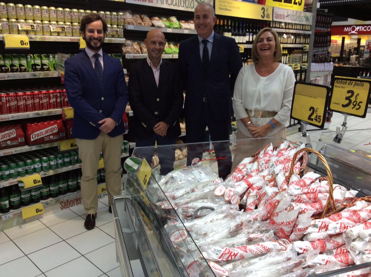 La Junta valora que la campaña 'Sabores de Andalucía' contribuya a difundir la calidad de los alimentos de la región