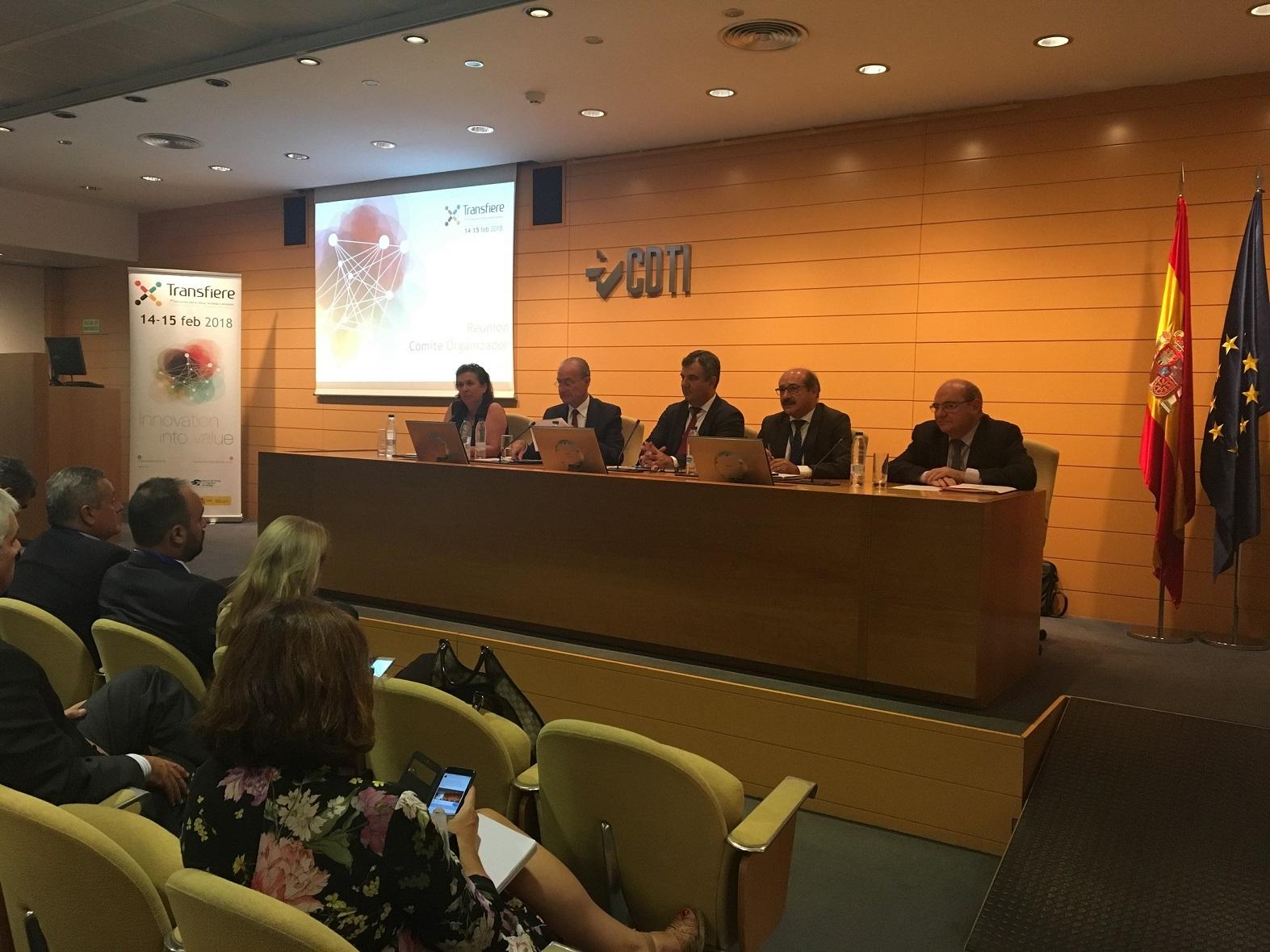 Argentina, país invitado al Foro Transfiere