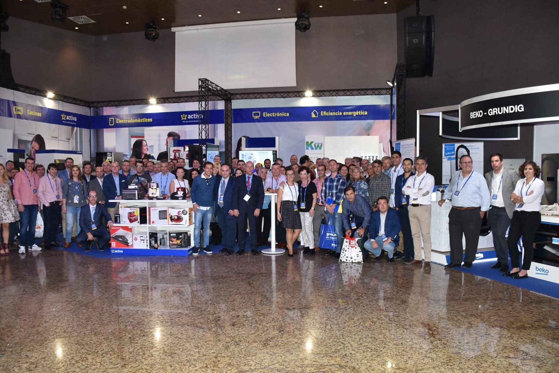 Activa Sur logra el éxito en su convención anual celebrada en Granada