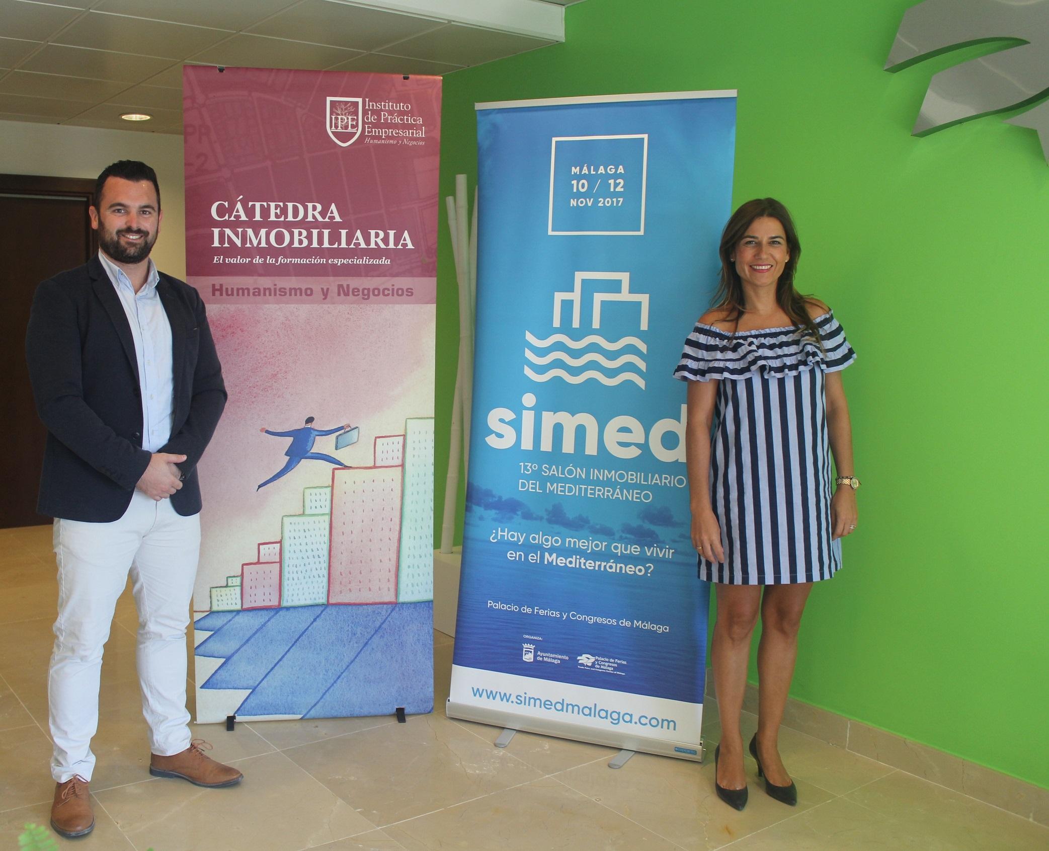 """El Instituto de Práctica Empresarial presentará en SiMed el avance del """"pulsímetro inmobiliario"""""""
