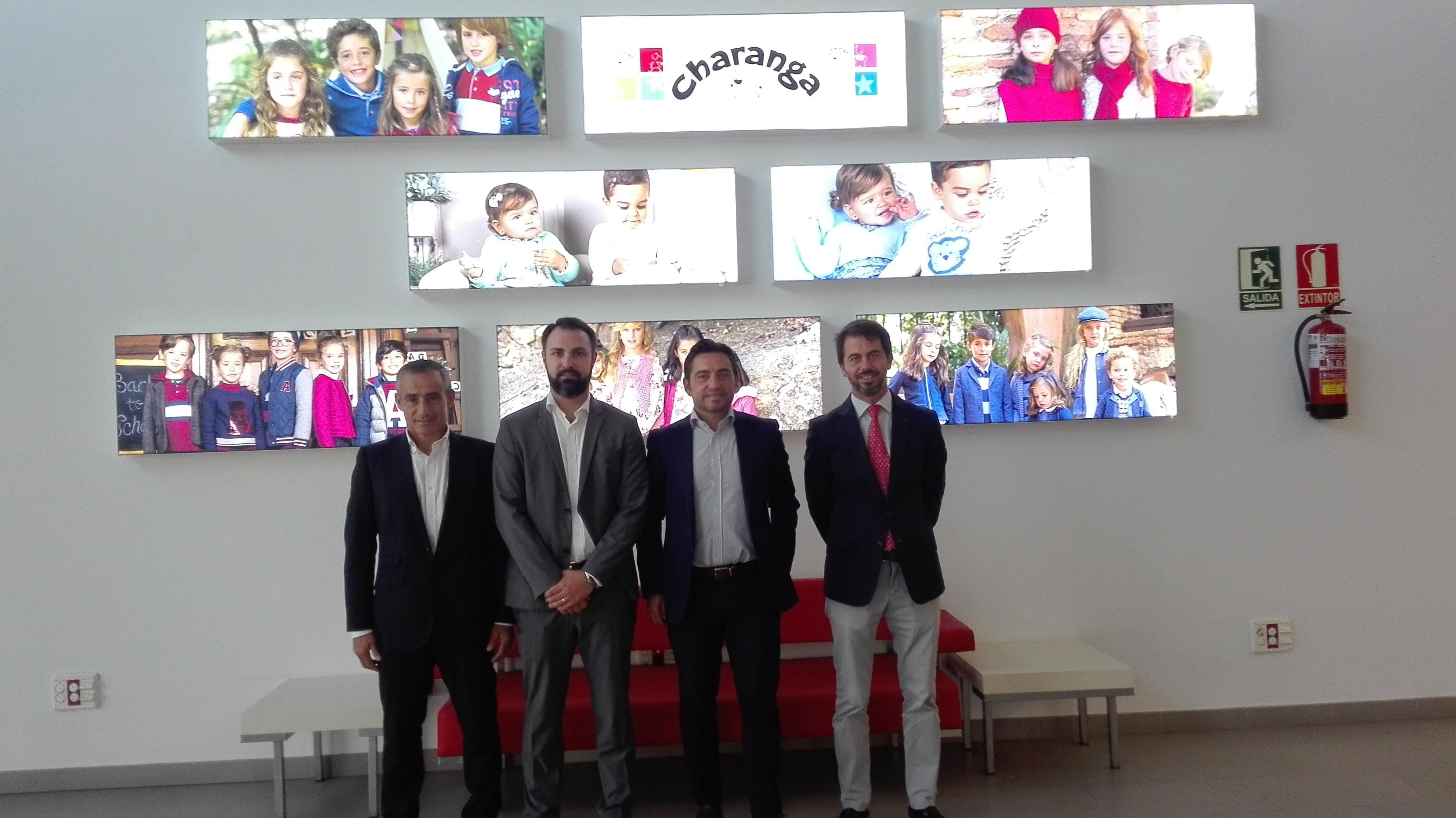 La compañía de moda infantil Charanga registra un crecimiento en su facturación de un 13 por ciento en 2016
