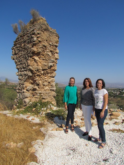 Alhaurín el Grande – El ayuntamiento acometerá la consolidación de los restos del Castillo de Fahala.