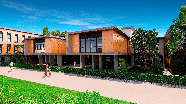 Alhaurín el Grande – La alcaldesa presenta el proyecto de la futura Residencia y Centro Ocupacional para discapacitados que podría abrirse en 2019