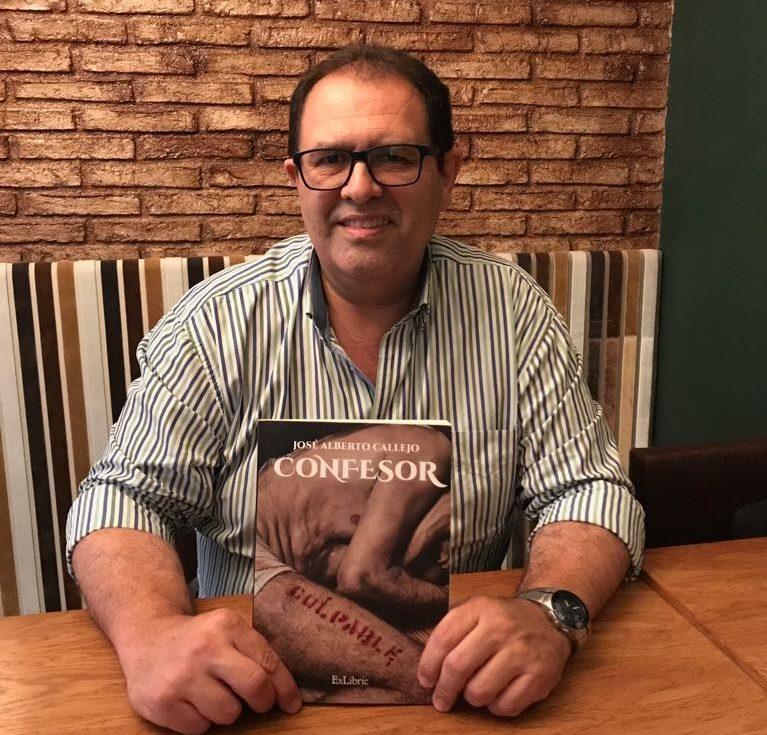Entrevista a Jose Alberto Callejo, autor de Confesor