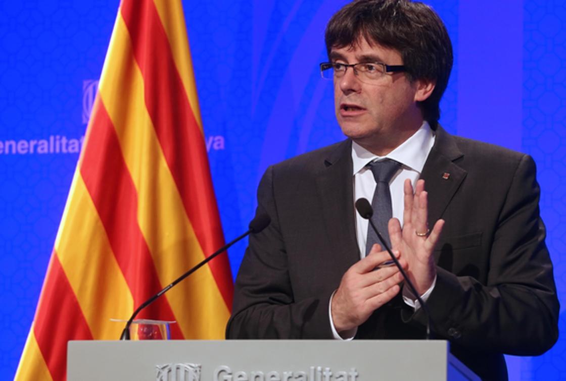 Editorial – Cataluña, Comunidad sin ley