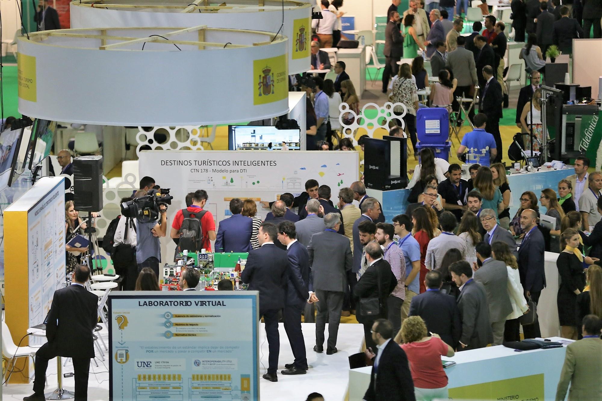 Greencities, foro de inteligencia y sostenibilidad urbana, celebrará su novena edición durante los días 25 y 26 de abril de 2018