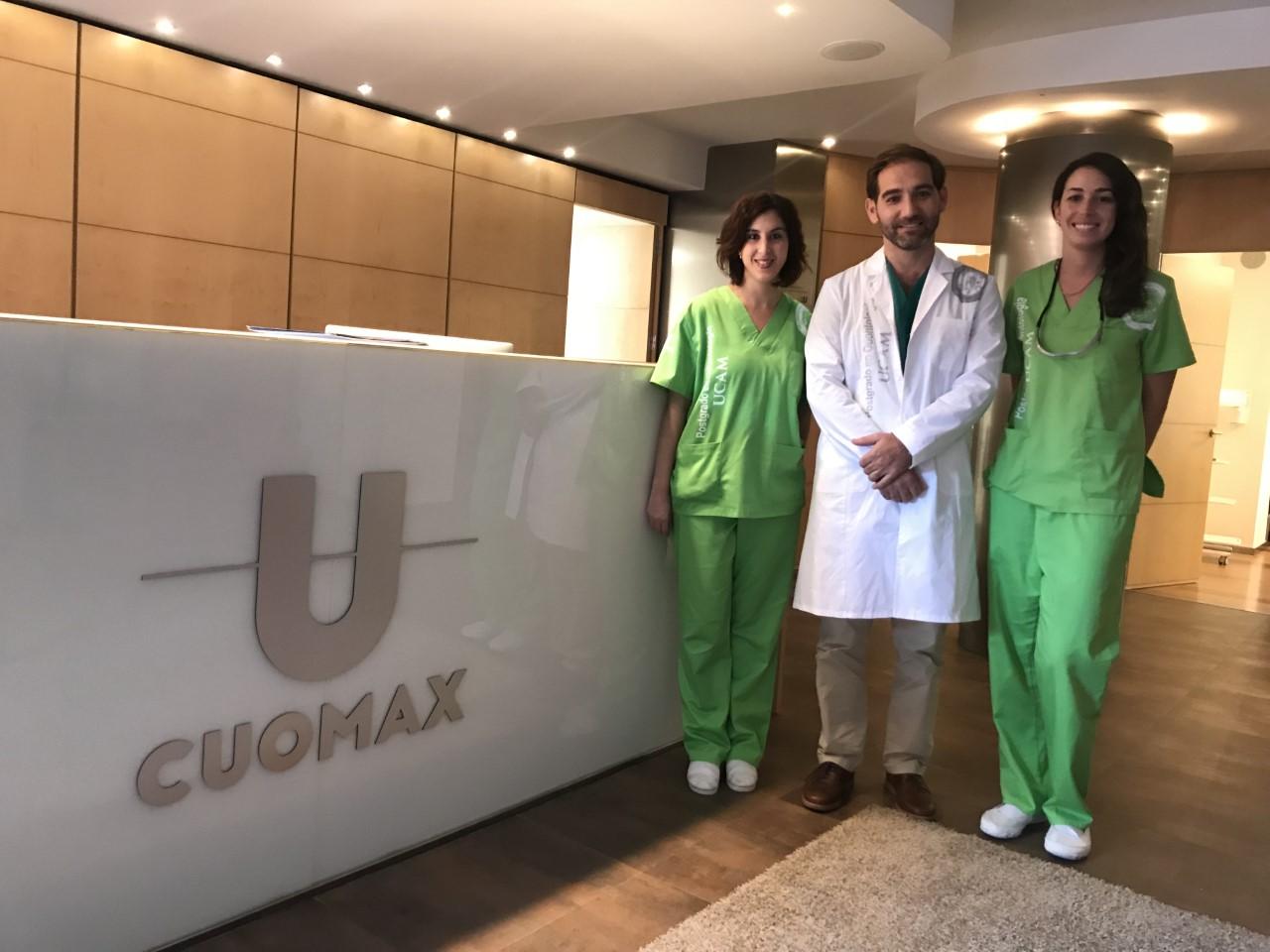 """""""Contamos con grandes especialistas, de experiencia y en un contexto de formación universitaria». Francisco Ruiz Delgado, director médico de Cuomax"""