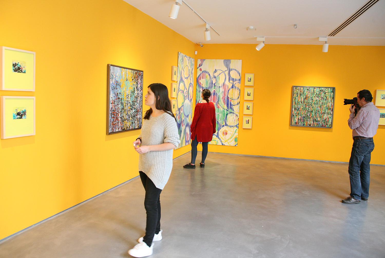 Jorge Rando presenta 'Nacerán nuevas auroras'
