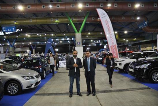 Inaugurado el Salón del Motor de Málaga 2017, repleto de novedades
