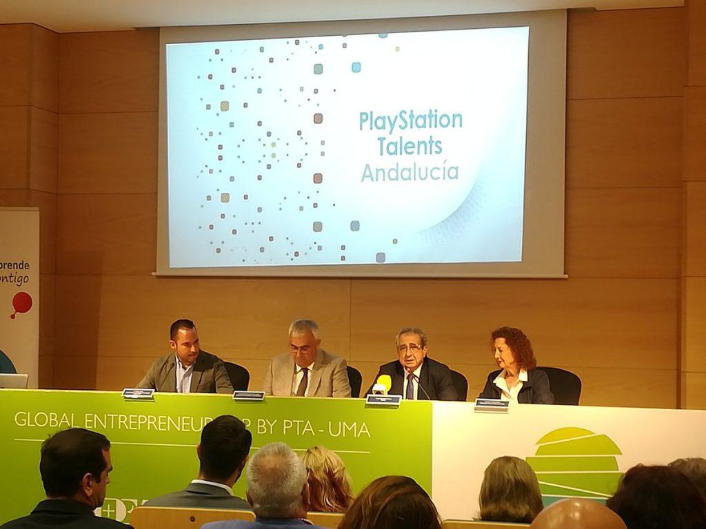 Málaga tendrá una incubadora PlayStation para empresas de videojuegos que se instalará en el futuro CADE de la UMA
