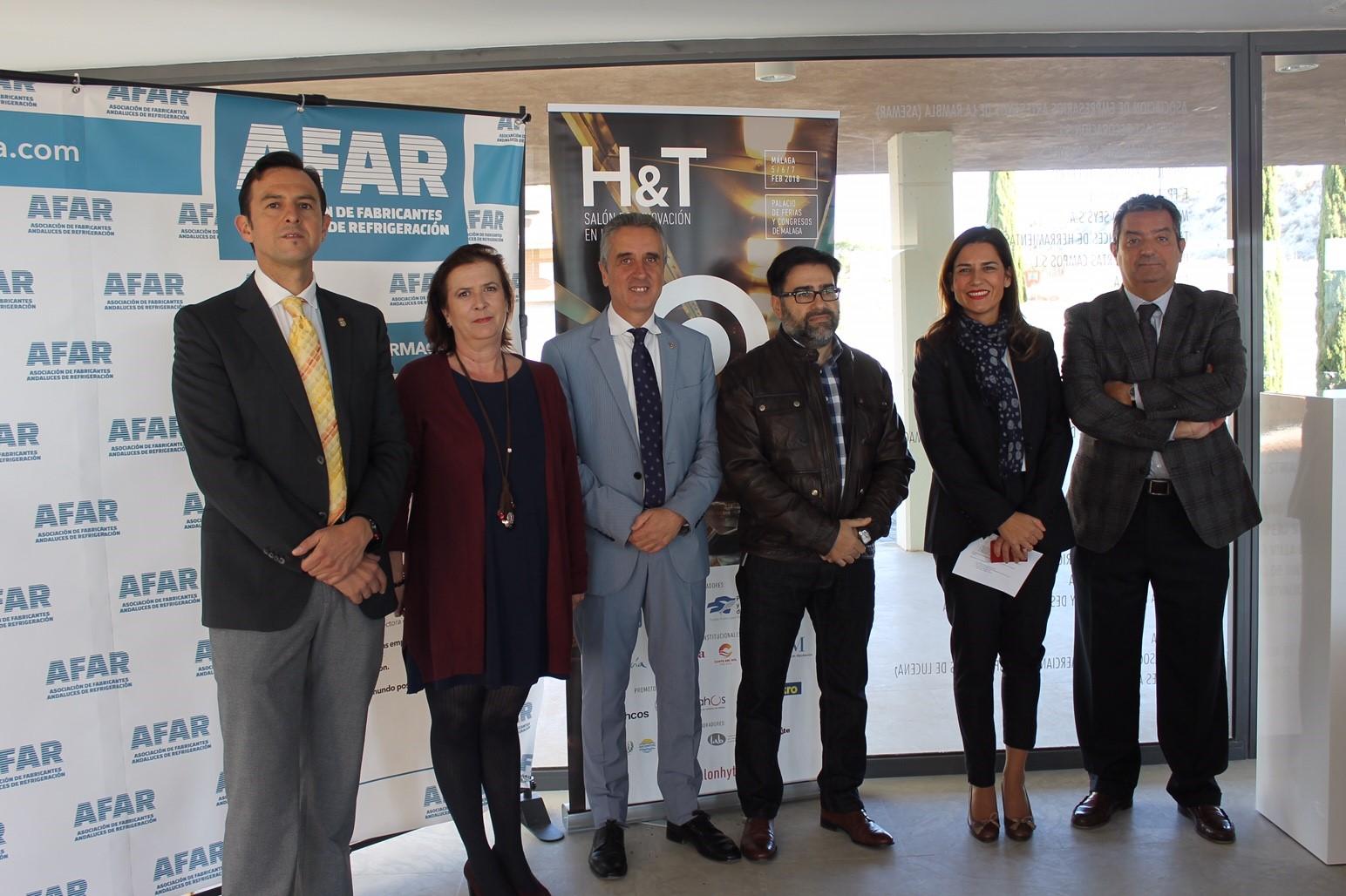 H&T presenta en Lucena el evento de su nueva línea estratégica de promoción