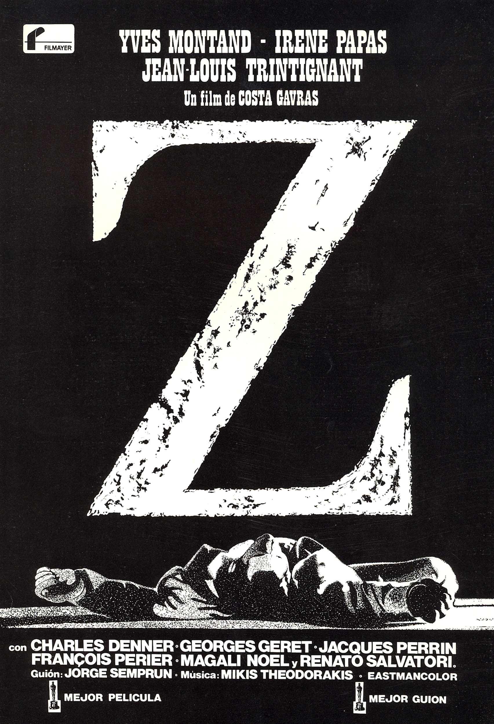 """El Cultural – """"Z"""" de Costa Gavras"""