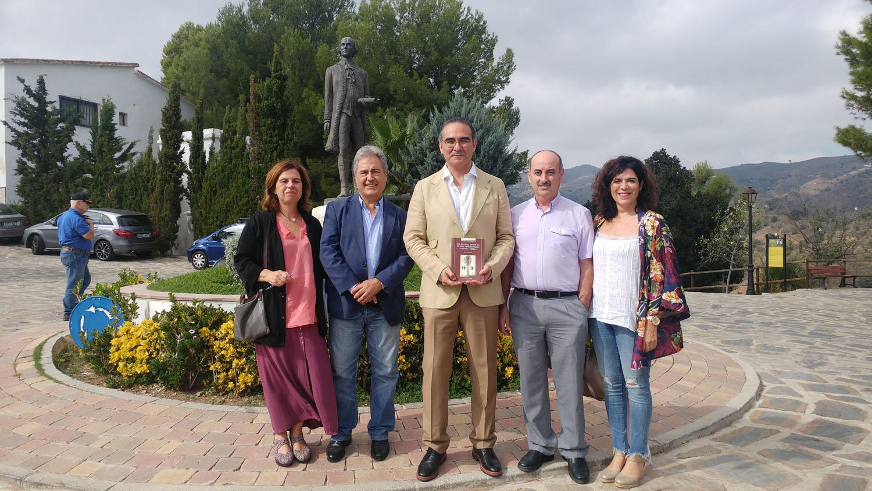 UMA Editorial presenta José de Gálvez, mentor del irlandés Ambrosio Higgins en España y América, de Jorge Chauca