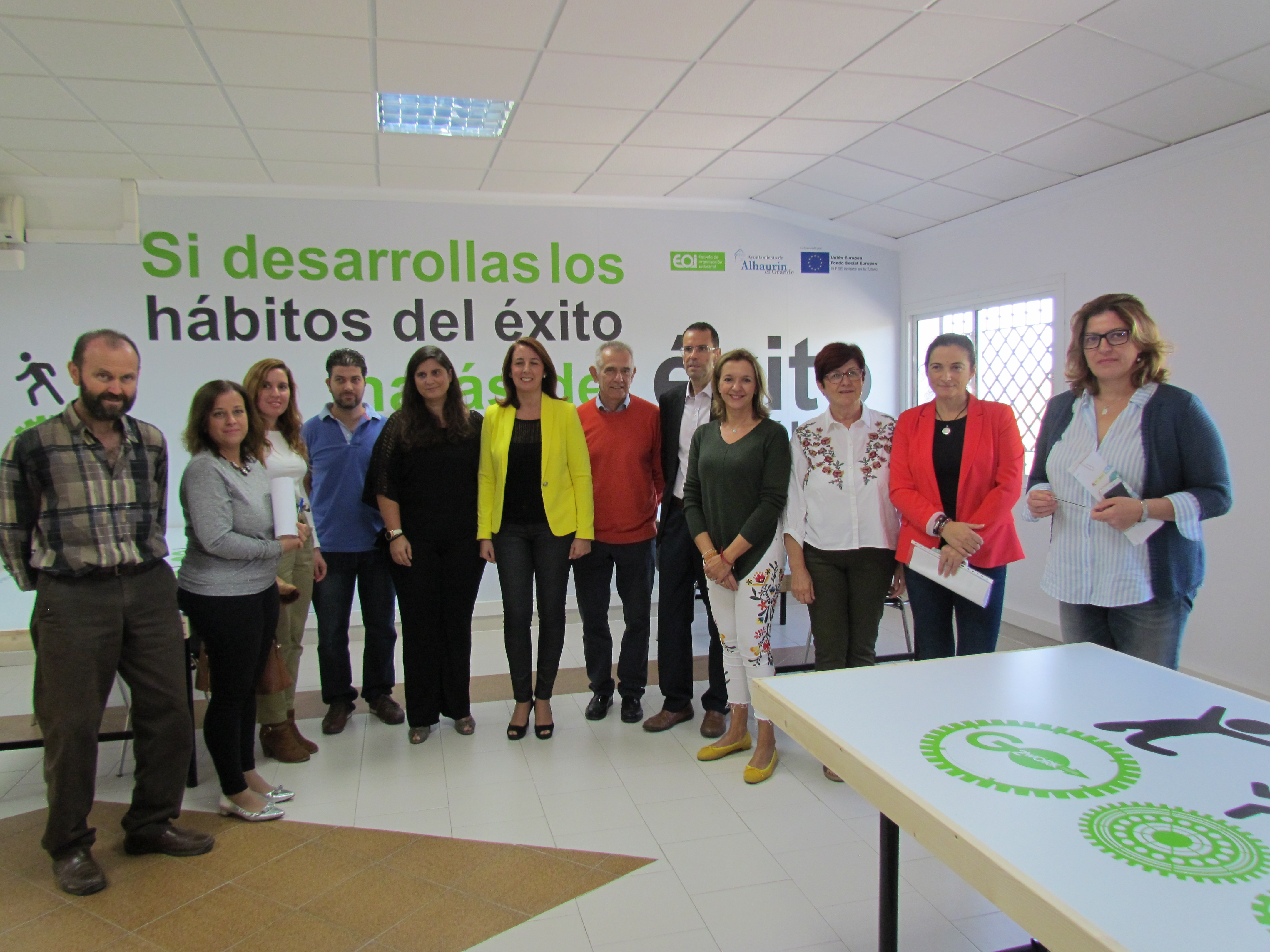 Se inicia la captación de emprendedores para el espacio de Coworking de Alhaurín el Grande que supone una inversión de 800.000 euros