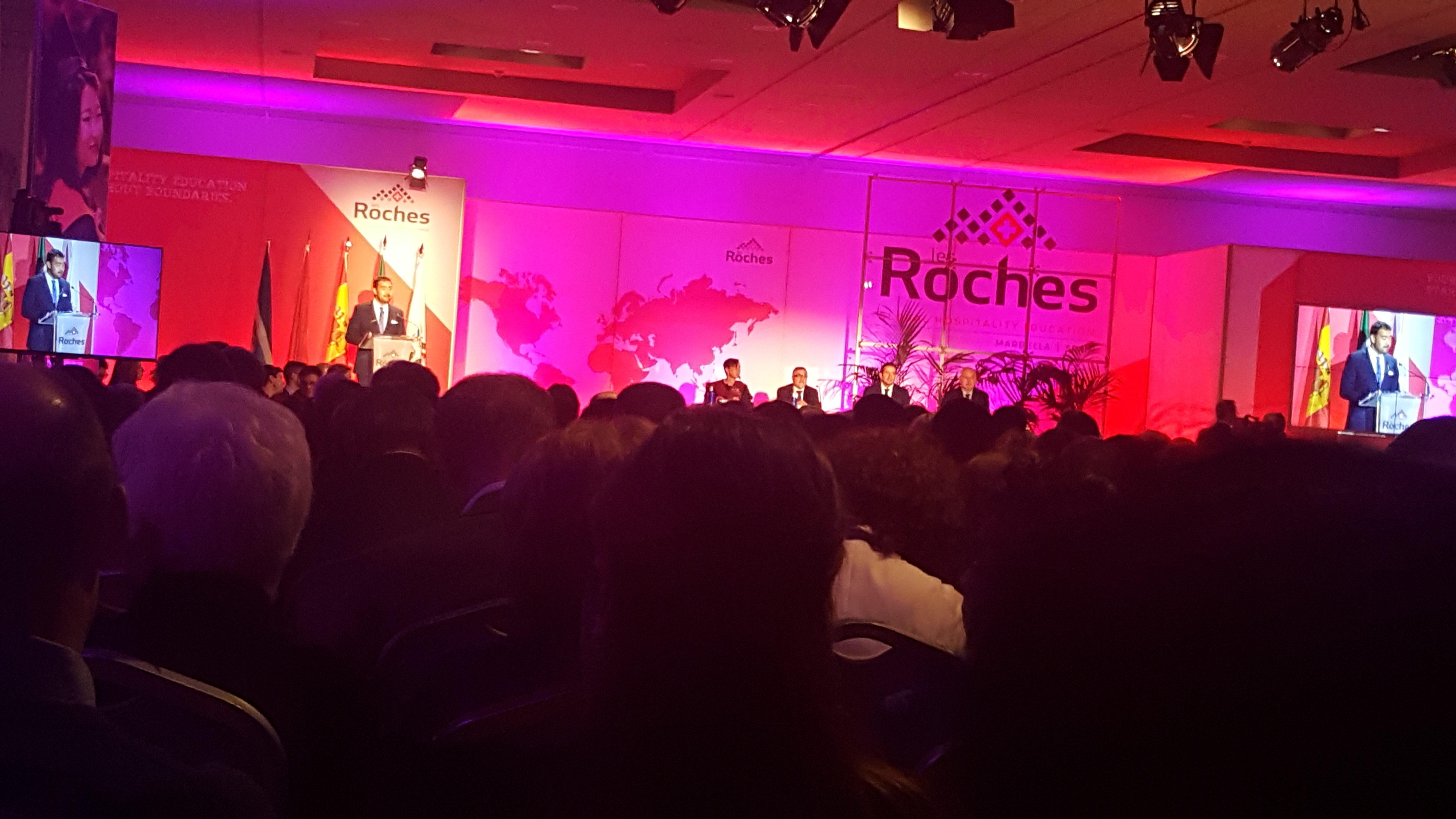 Les Roches Marbella entrega sus diplomas a dos promociones