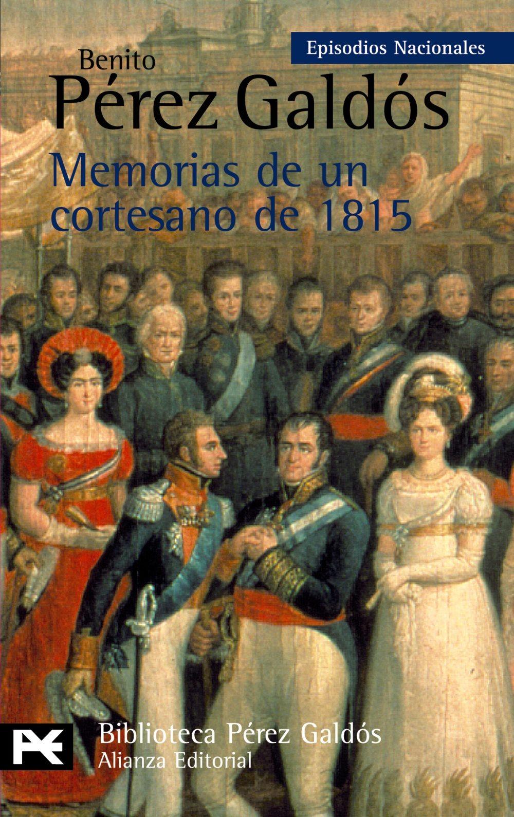El Cultural – Memorias de un Cortesano de 1815