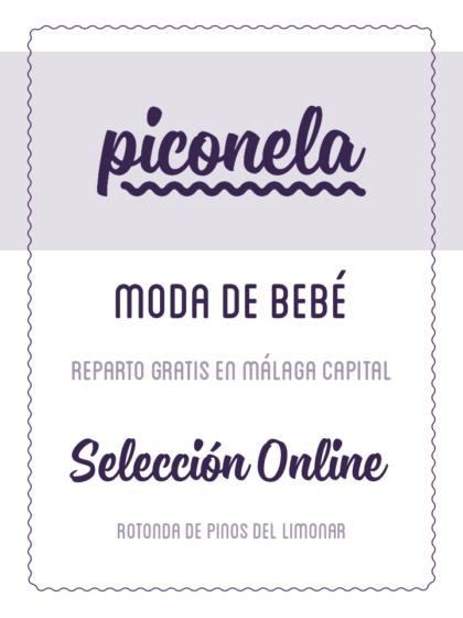 Piconela - Moda de bebé en Málaga